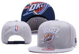 2017 NBA Oklahoma City Thunders Snapback. 0416 XDFMY